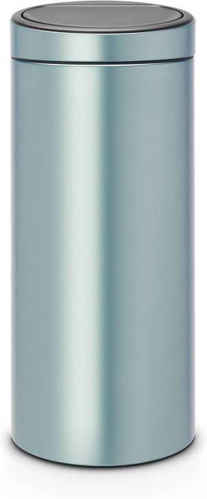 Brabantia Prullenbak 30 Liter.Brabantia Touch Bin New Afvalemmer 30 Liter